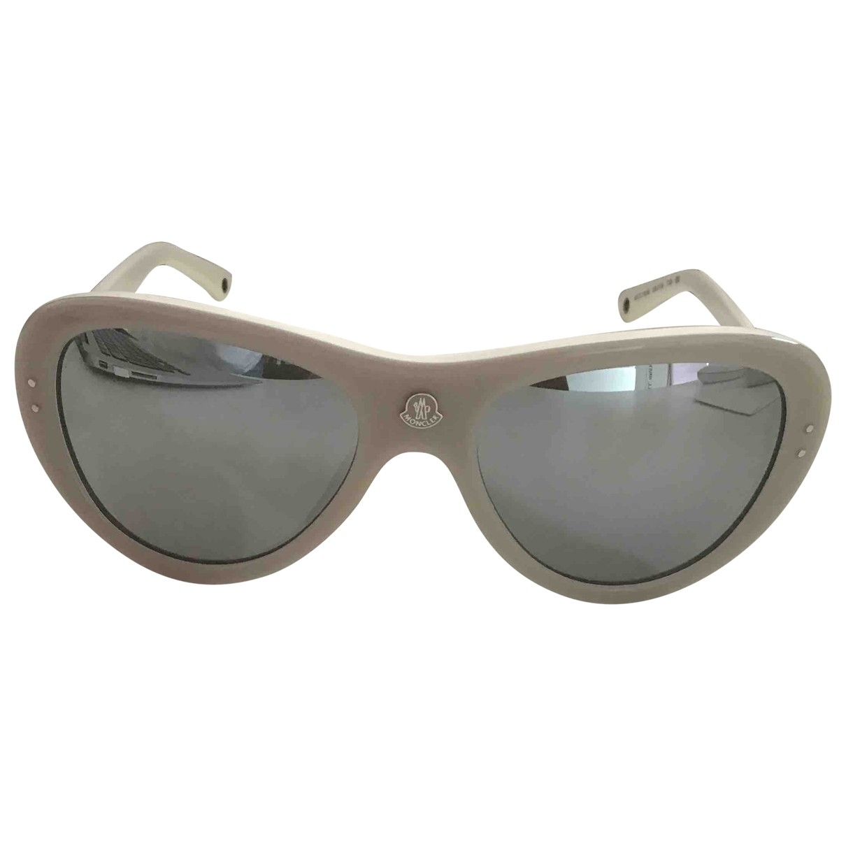 Moncler \N Grey Sunglasses for Men \N