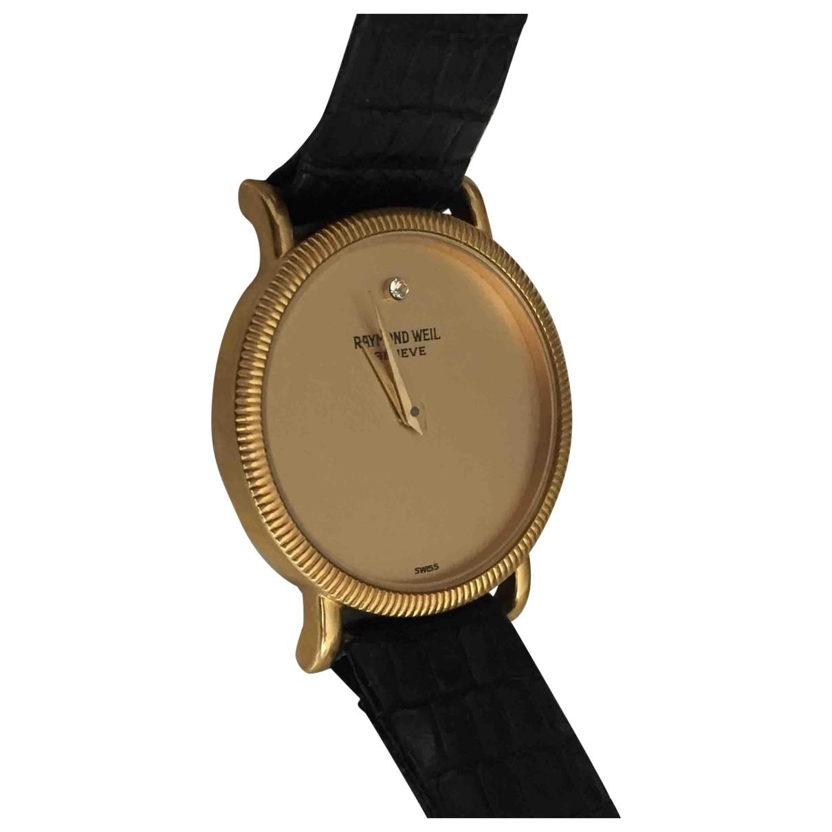 Reloj Raymond Weil