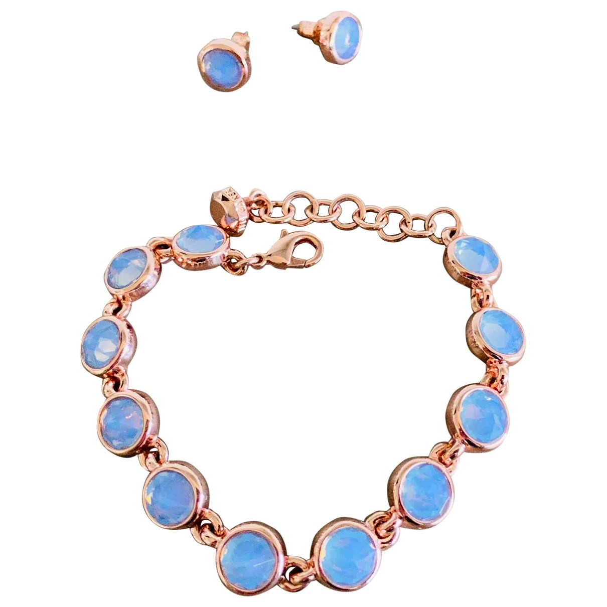 Ted Baker \N Gold Metal Jewellery set for Women \N