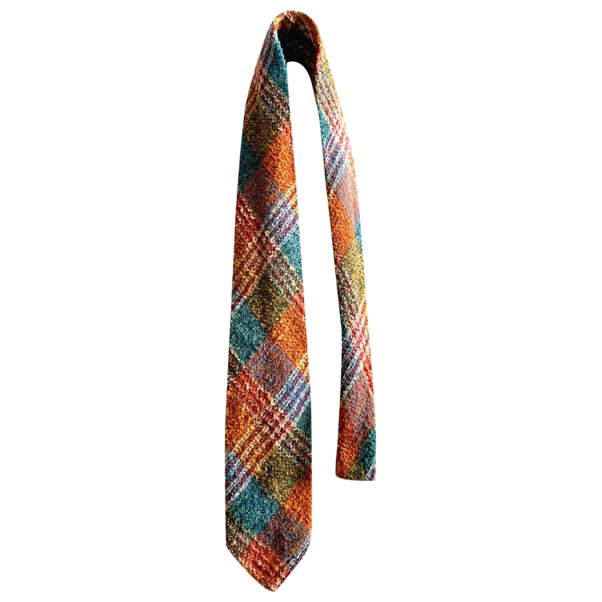 Missoni \N Krawatten in  Bunt Wolle