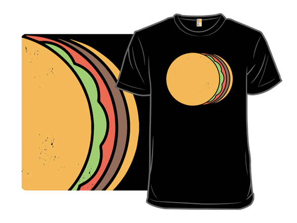 Total Eclipse Of The Bun T Shirt