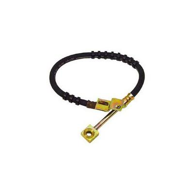 Omix-ADA Front Brake Line, Stainless Steel, Stock Height of 0 in. to 2 Inch - 16732.12