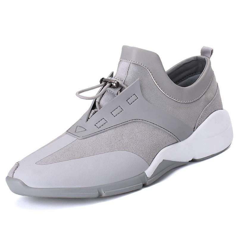 Ericdress Cozy Elastic Band Men's Athletic Shoes