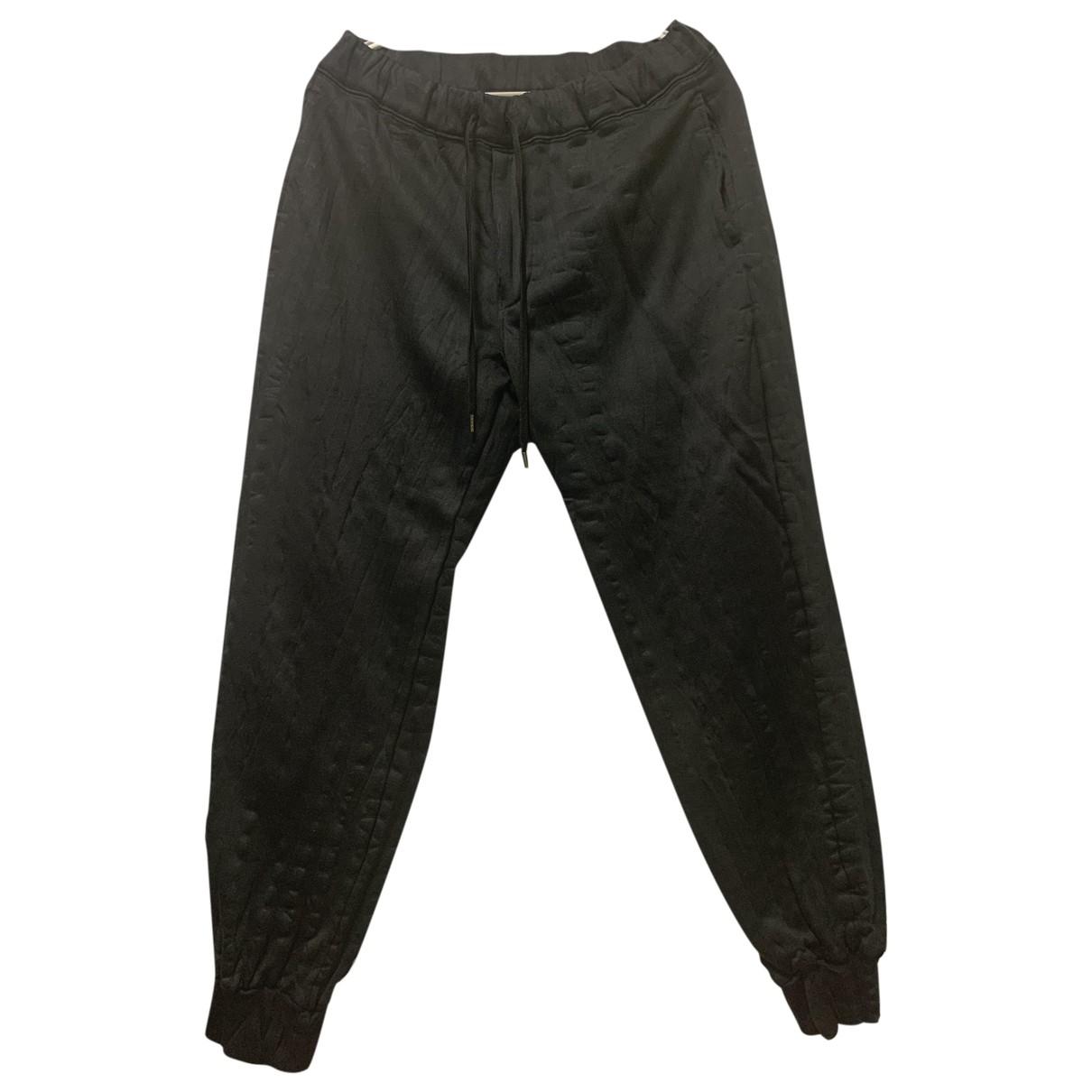 Issey Miyake \N Navy Trousers for Men M International