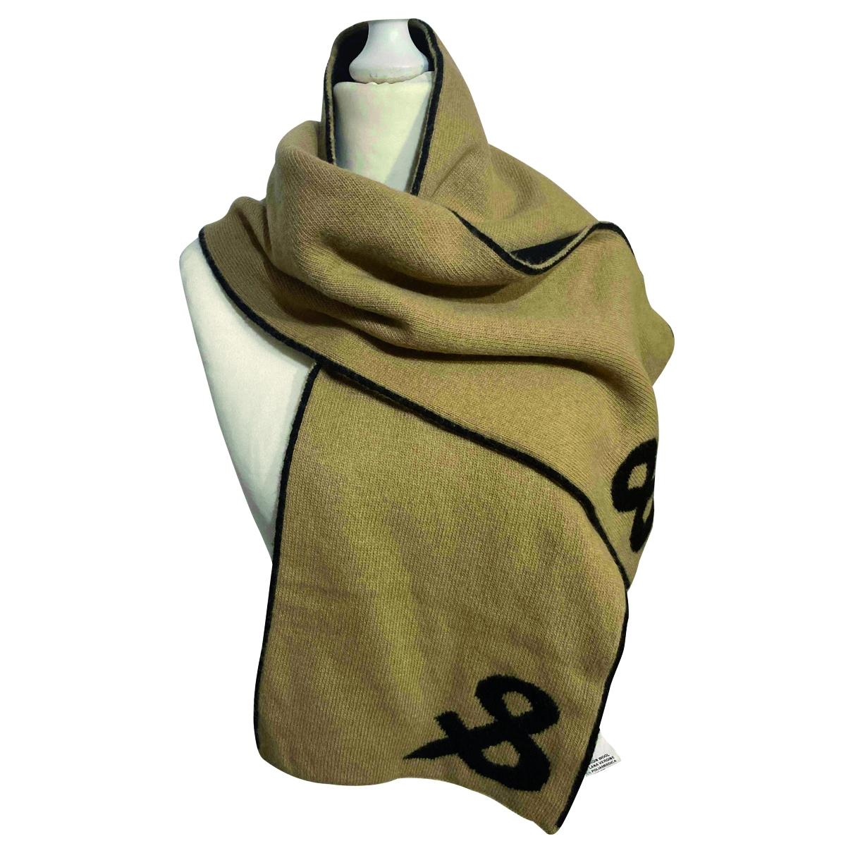 Dolce & Gabbana \N Schal in  Beige Wolle
