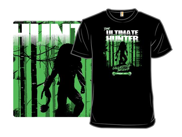 Trophy Hunter T Shirt