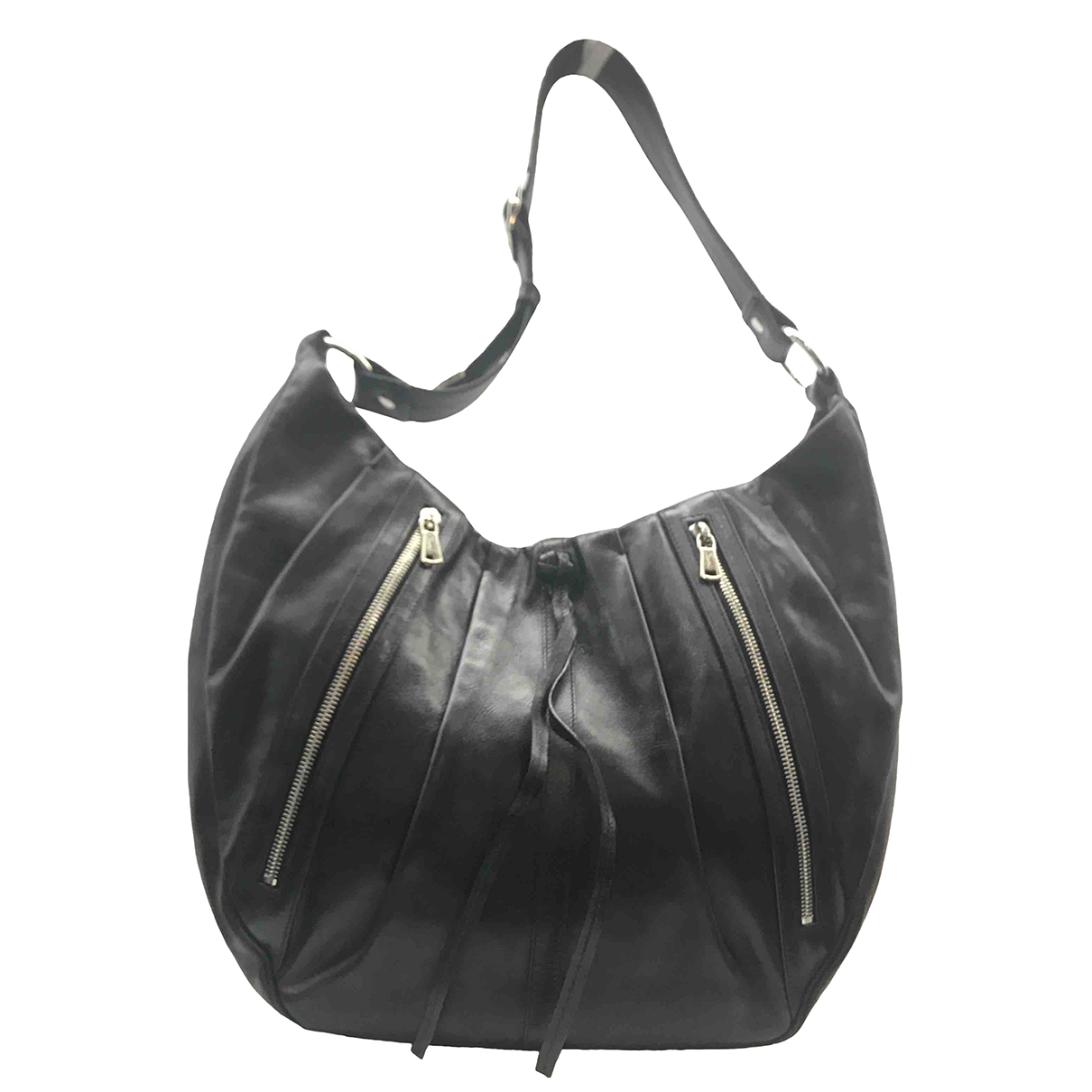 Yves Saint Laurent N Black Leather handbag for Women N