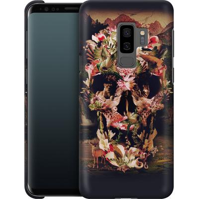 Samsung Galaxy S9 Plus Smartphone Huelle - Jungle Skull von Ali Gulec