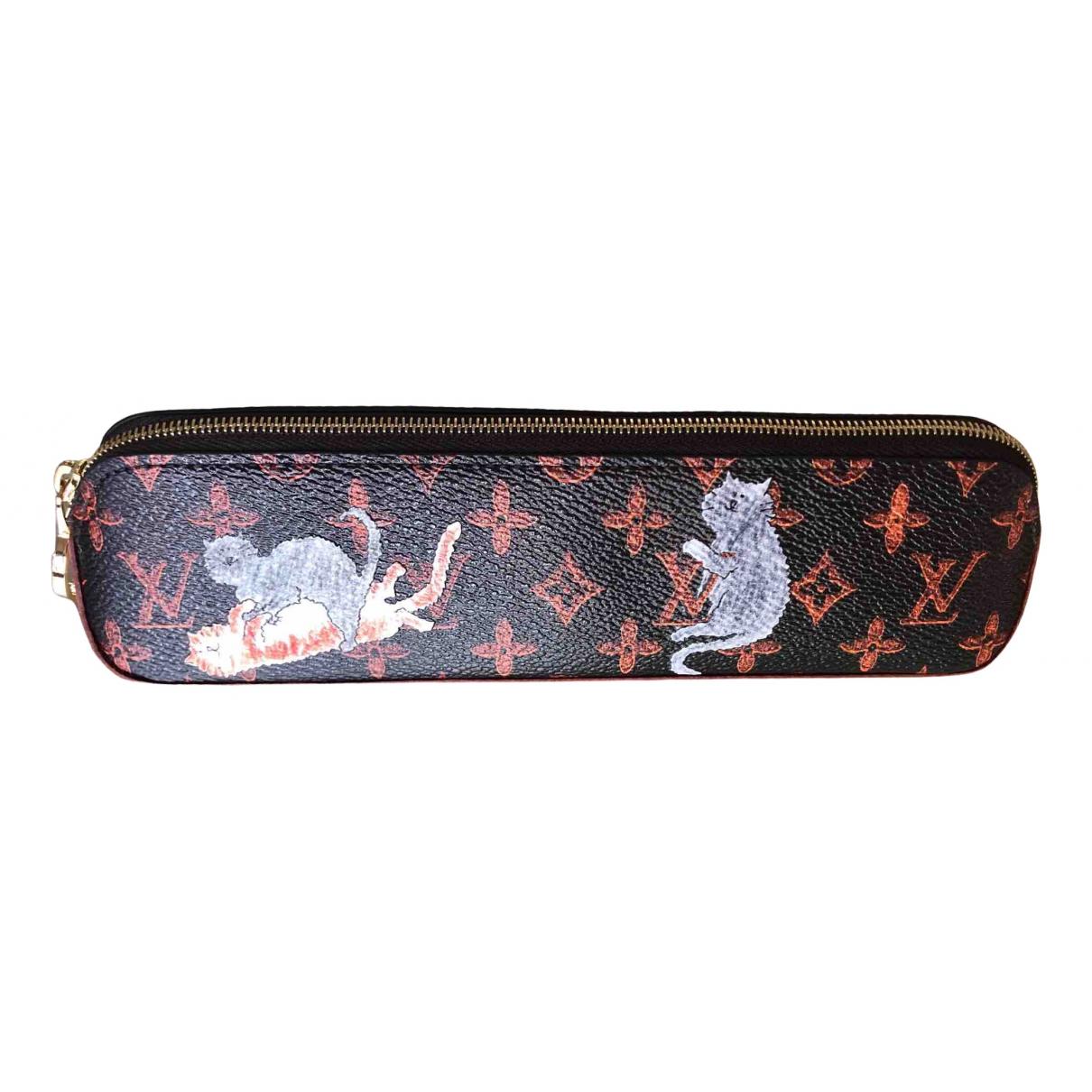 Louis Vuitton - Objets & Deco   pour lifestyle en toile - orange