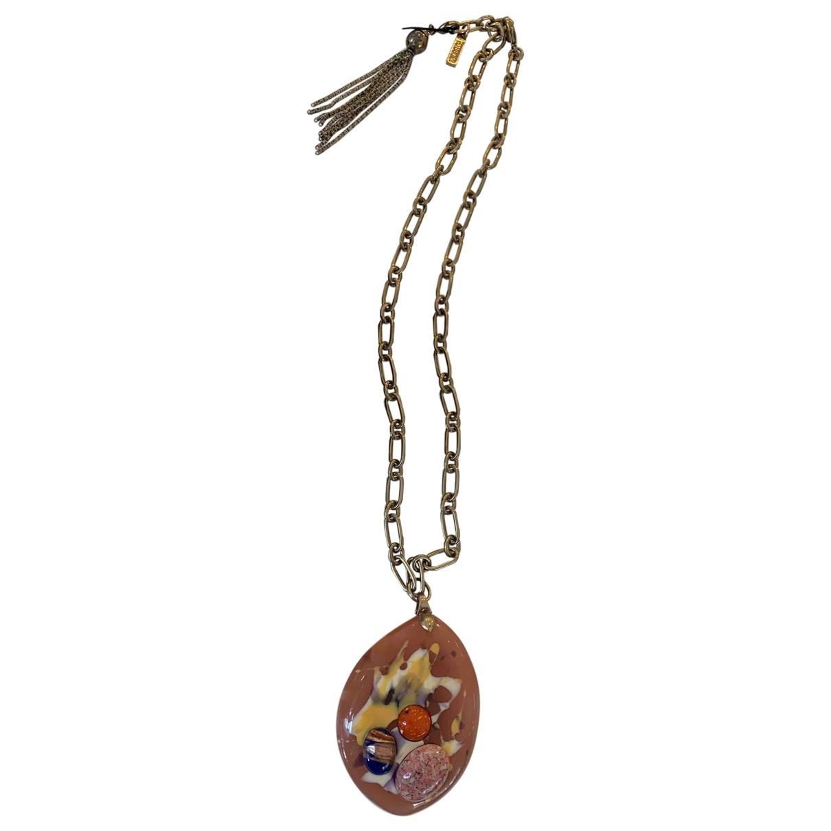 Missoni - Pendentif   pour femme en metal - multicolore