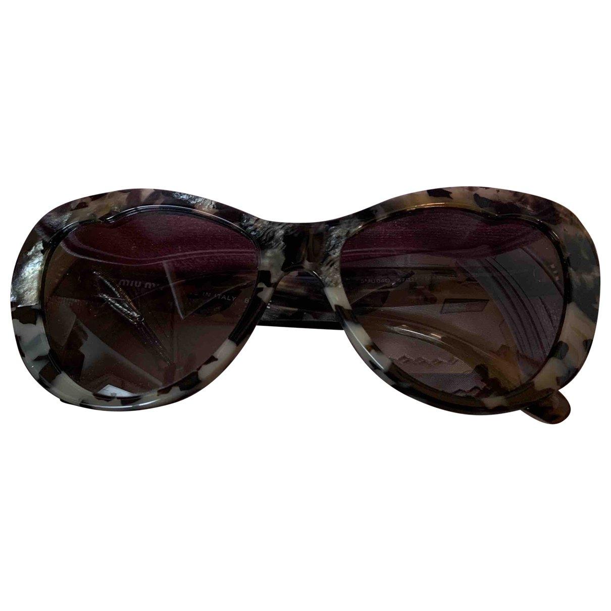 Miu Miu \N Multicolour Sunglasses for Women \N