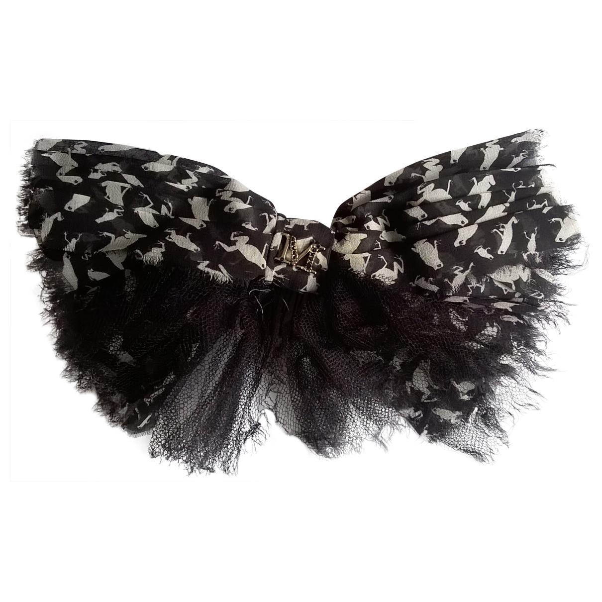 Maison Michel \N Black Silk Hair accessories for Women \N