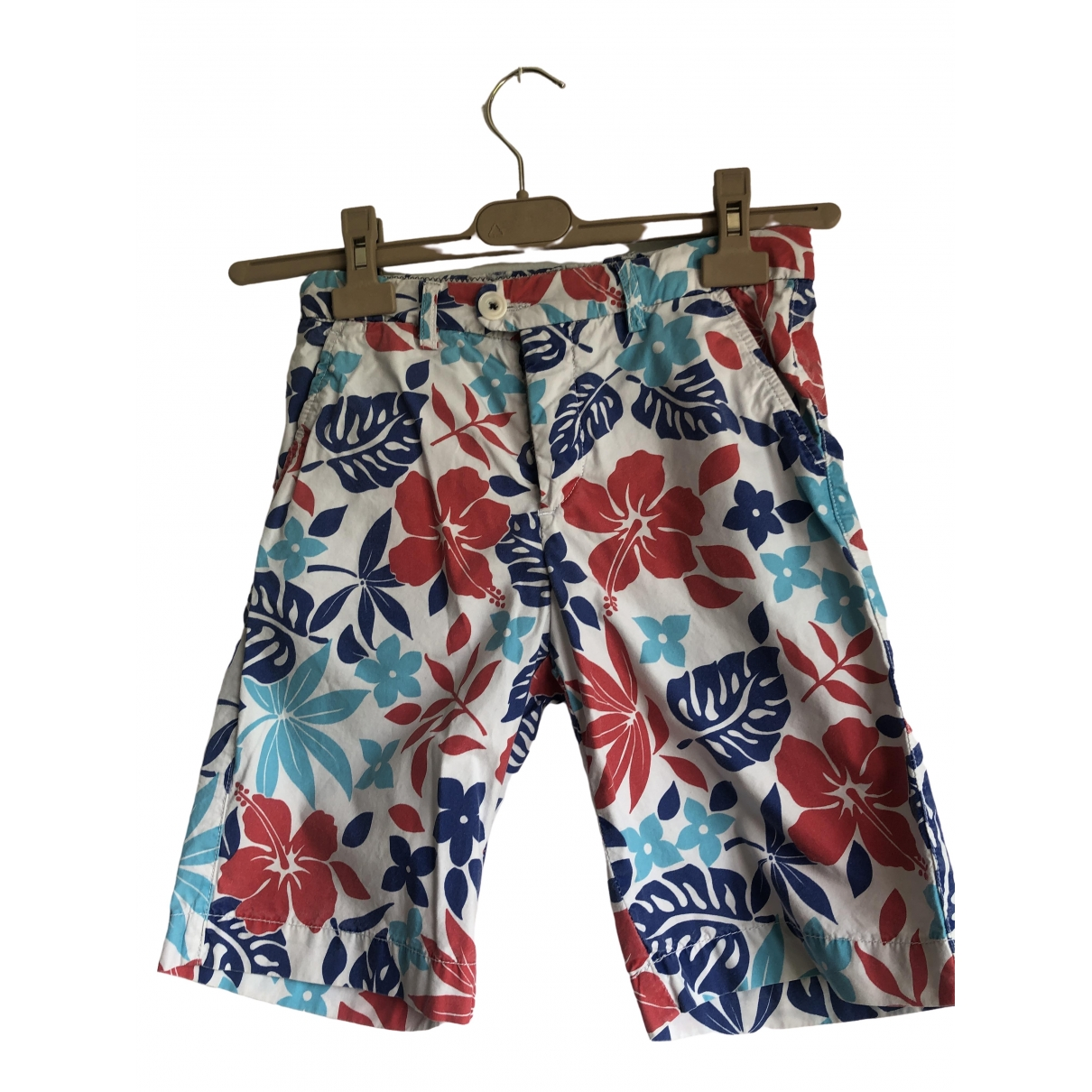 Hartford \N Multicolour Cotton Shorts for Kids 10 years - up to 142cm FR