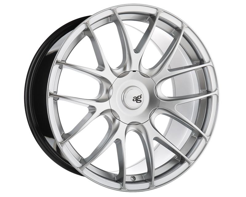 Avant Garde M410-HS888208530 Hyper Silver M410 Wheel 20x8.5 5x112 30mm