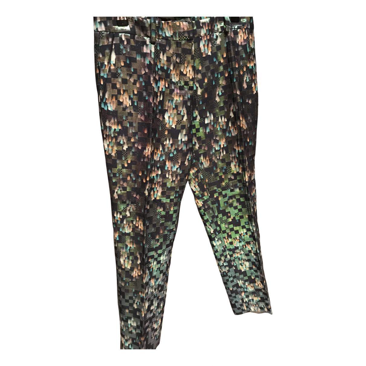 Vanessa Bruno N Multicolour Trousers for Women 38 FR
