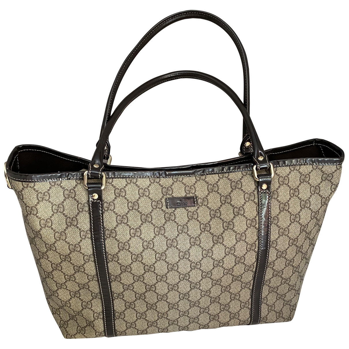Gucci \N Cloth handbag for Women \N