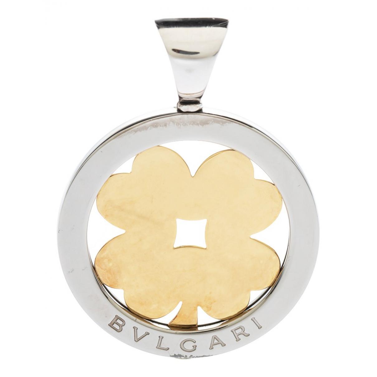 Bvlgari - Pendentif   pour femme en or jaune - jaune