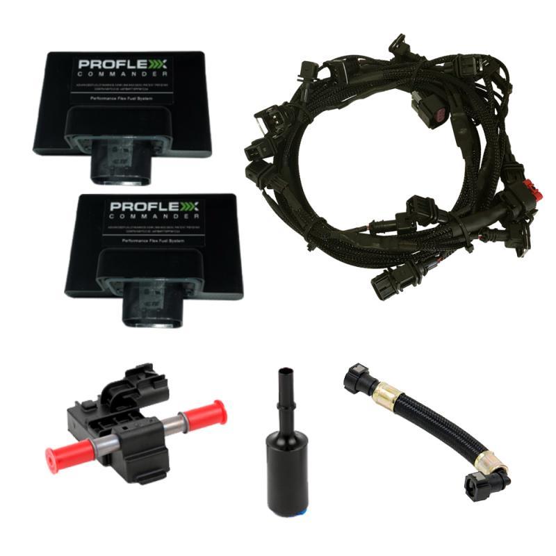 Advanced Fuel Dynamics PFC-E60M5 Plug and Play Adaptive E85 Flex Fuel System for BMW E60 M5, E63/E64 M6 (S85) BMW 2006-2010 5.0L V10