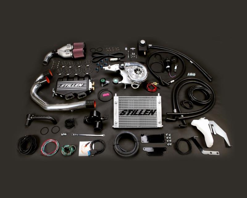 STILLEN Supercharger System Satin Infiniti G37 Sedan 09-13