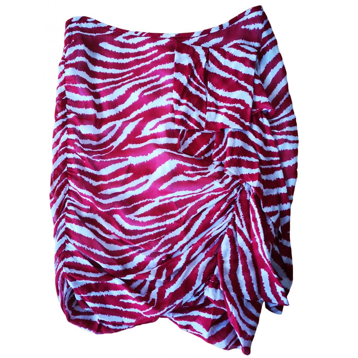 Isabel Marant Etoile \N Rocke in  Rot Polyester