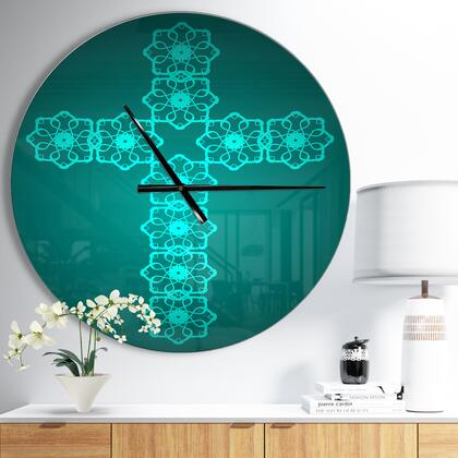 CLM020-C23 Turquoise Holy