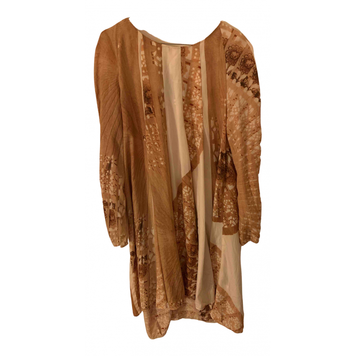 Carin Wester \N Kleid in  Bunt Synthetik