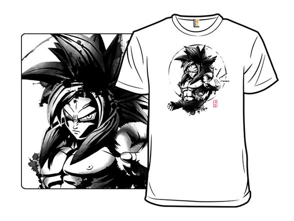 Powerful Warrior T Shirt