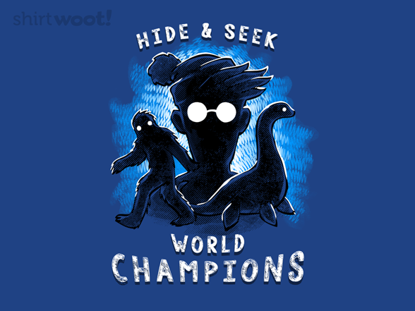 Hide & Seek T Shirt