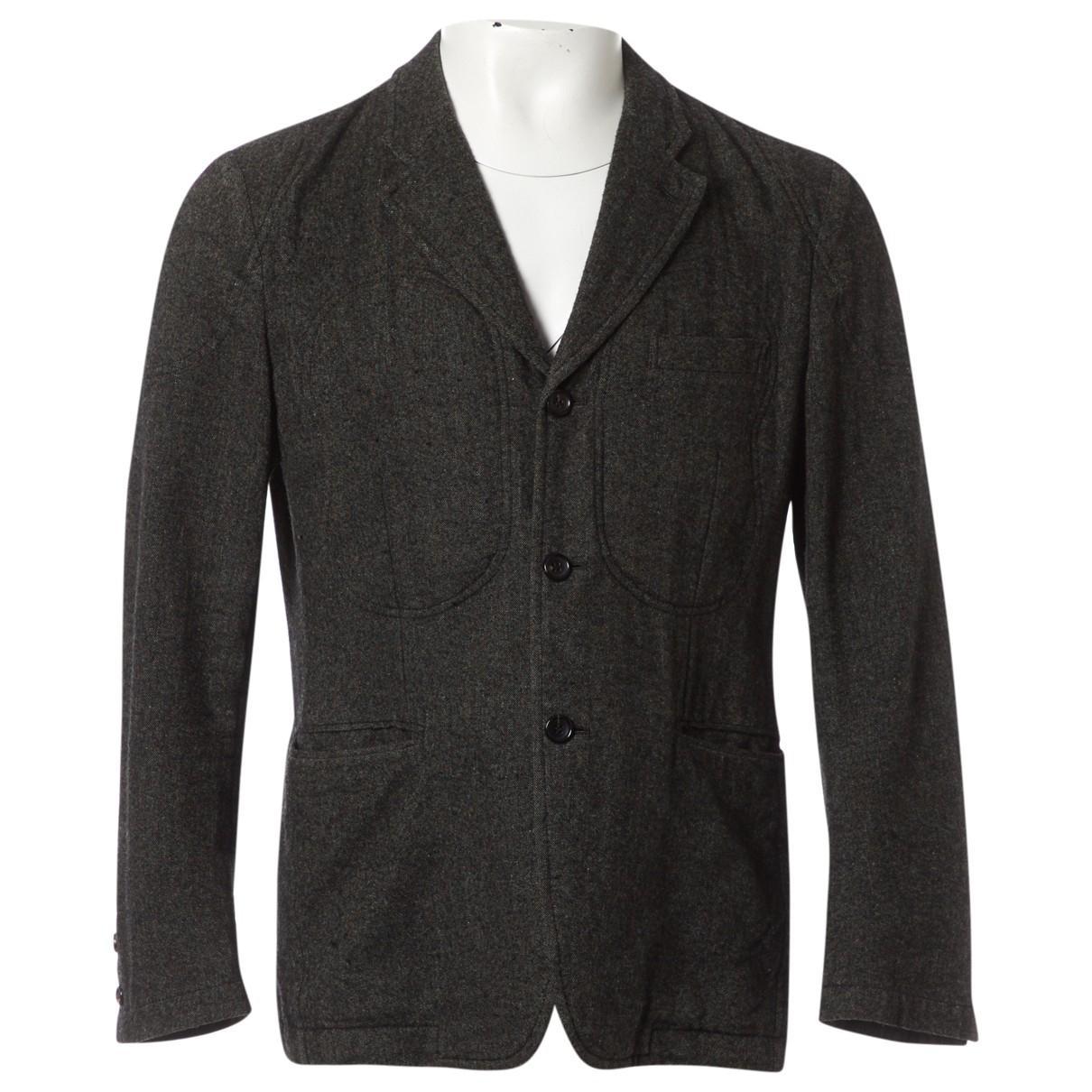 Comme Des Garcons \N Green Wool jacket  for Men M International