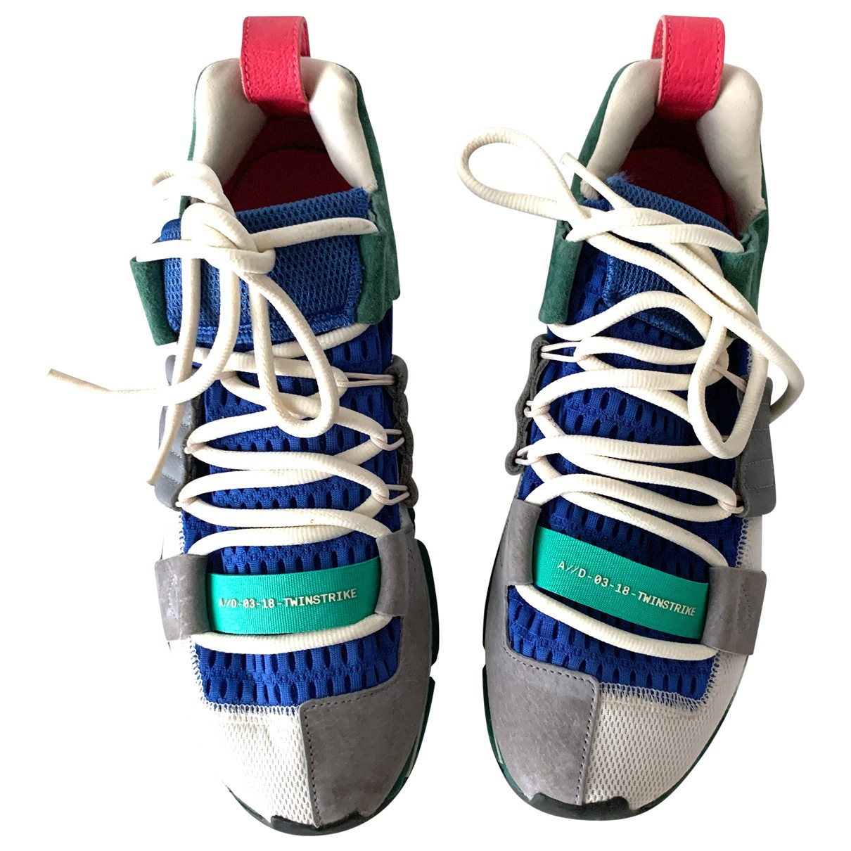 Adidas Twinstrike Sneakers in  Bunt Kautschuk