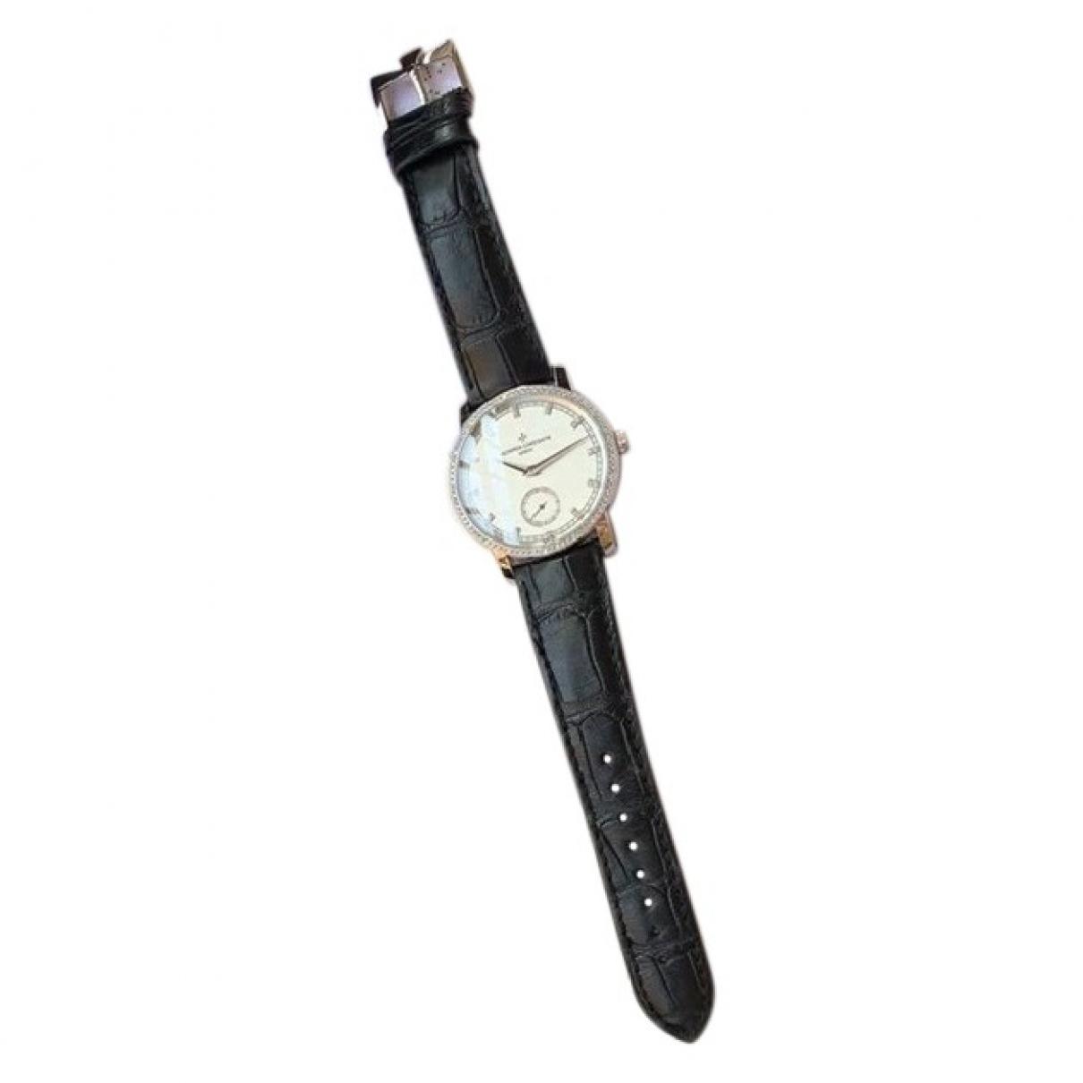 Reloj Patrimony de Oro blanco Vacheron Constantin