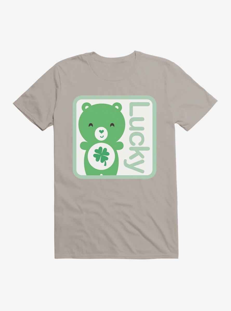 Care Bears Cartoon Good Luck Lucky T-Shirt