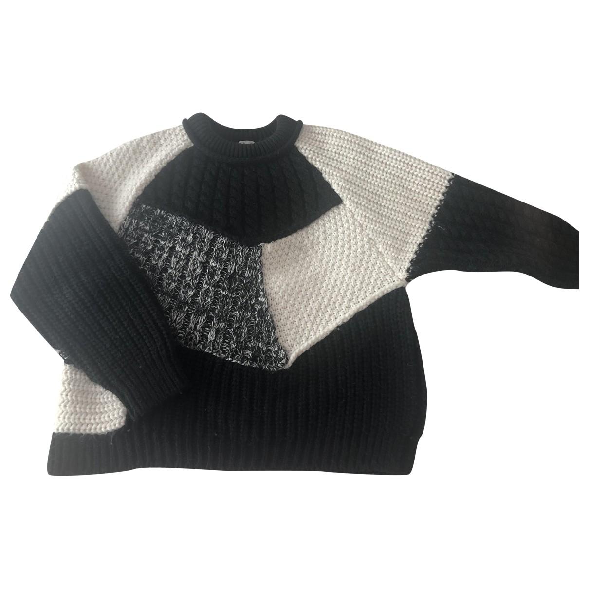 Bimba Y Lola \N Black Wool Knitwear for Women 36 FR