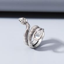 Serpentine Shaped Ring