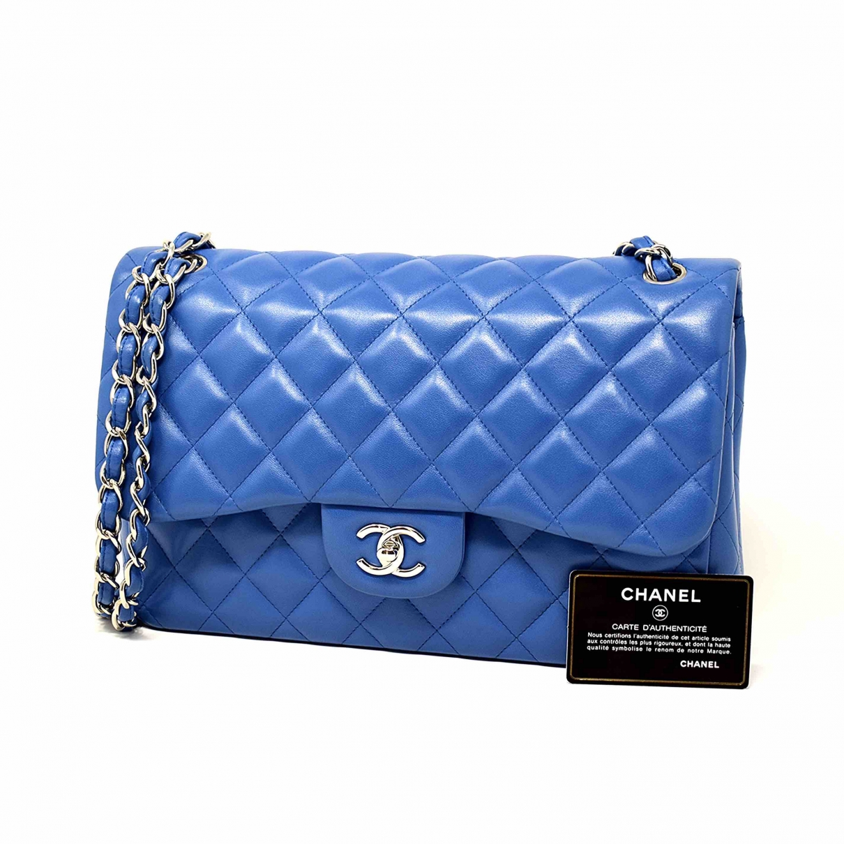 Chanel Timeless/Classique Leather handbag for Women \N