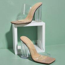 Sandalen mit Zehenschlaufe