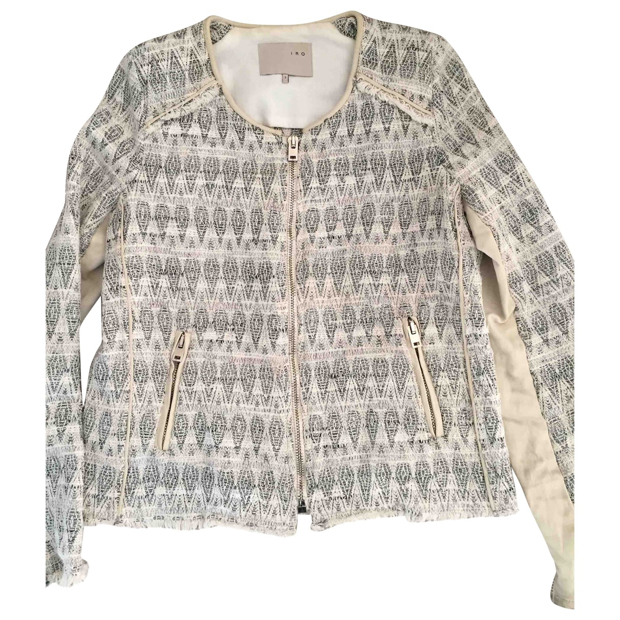 Iro \N Multicolour Cotton jacket for Women 2 0-5