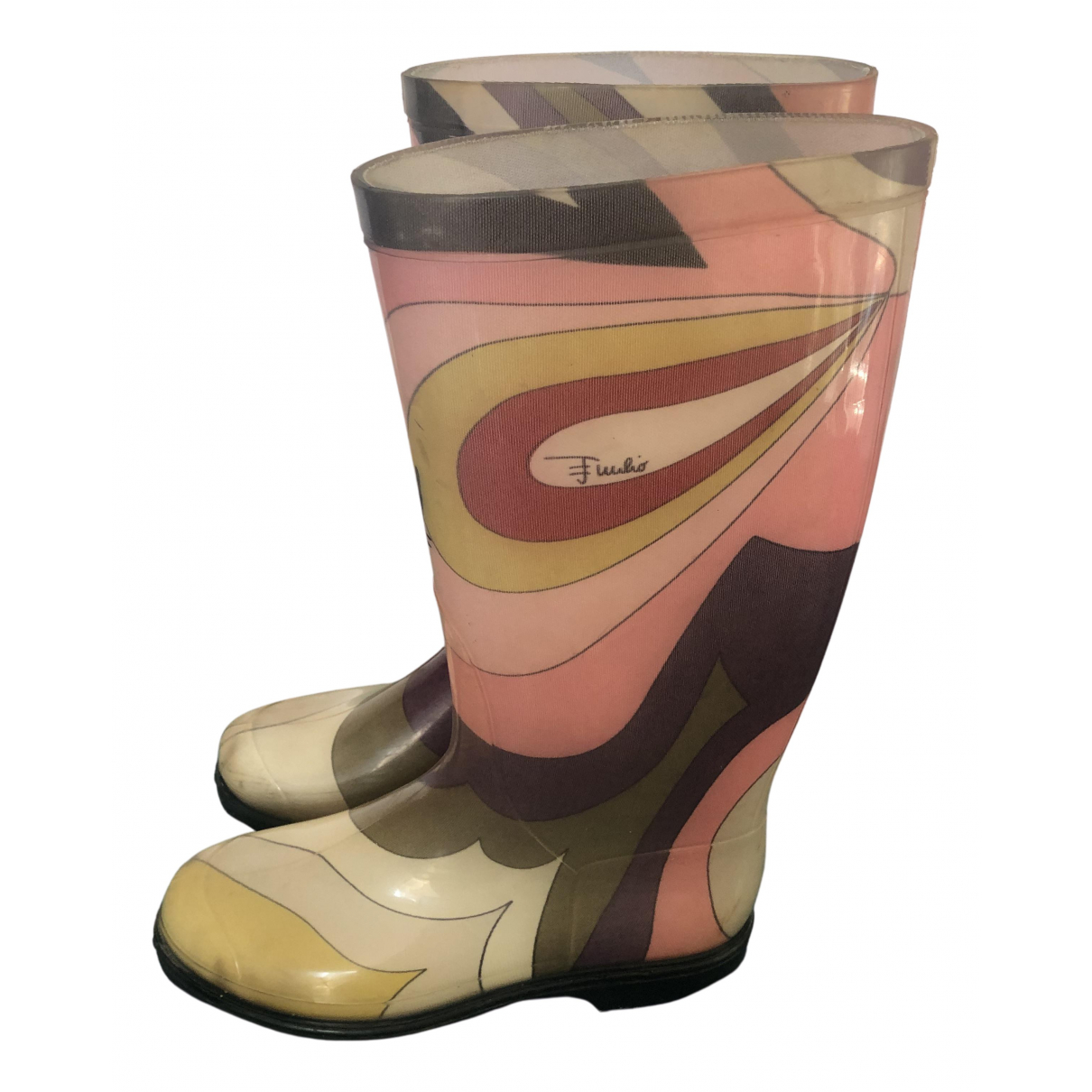 Emilio Pucci N Boots for Women 36 IT