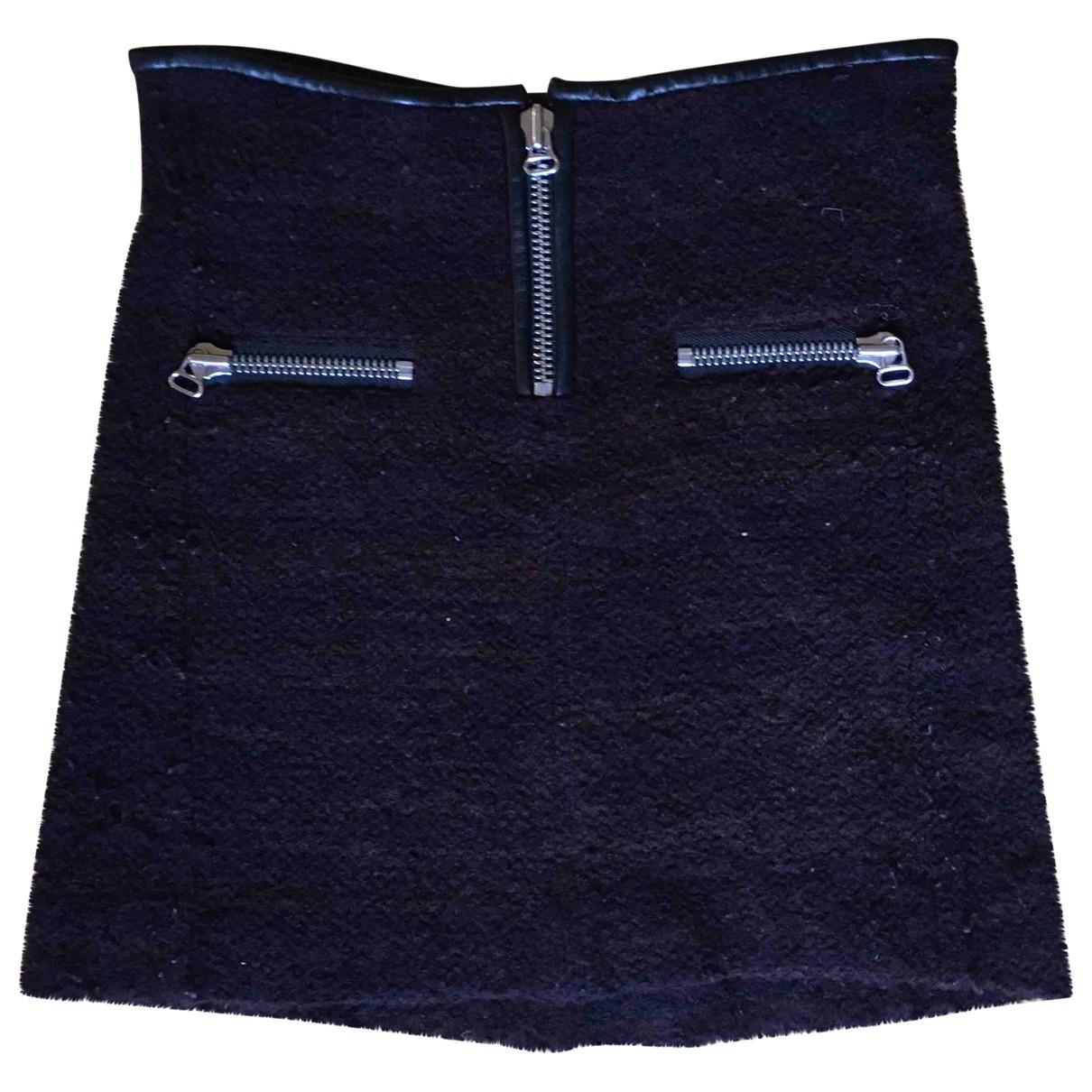 Isabel Marant Etoile \N Rocke in  Bordeauxrot Wolle