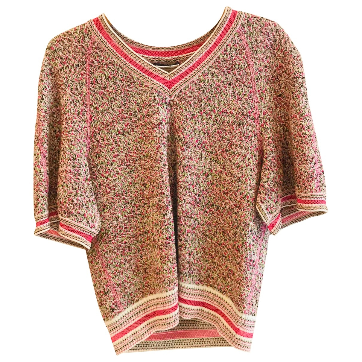 Chanel \N Multicolour Tweed  top for Women 38 FR
