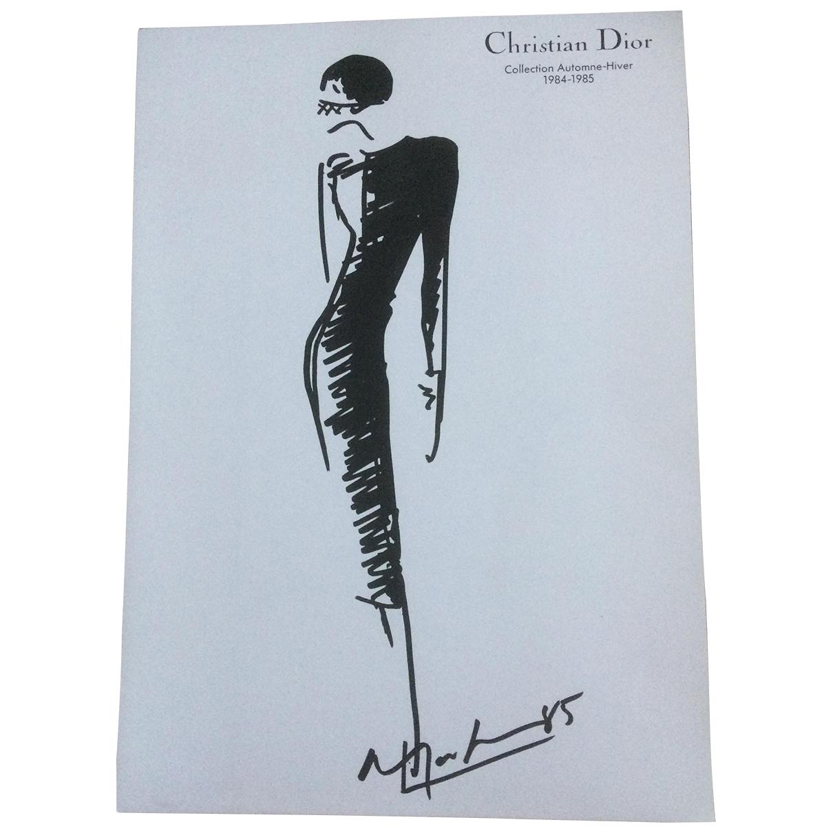 Dior - Mode   pour lifestyle en autre - noir