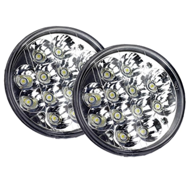 Race Sport Lighting RS-5-LEDC-PR 5 Inch LED Conversion Left and Right Lens