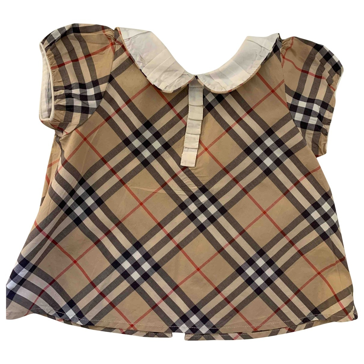 Burberry \N Beige Cotton  top for Kids 9 months - up to 71cm FR