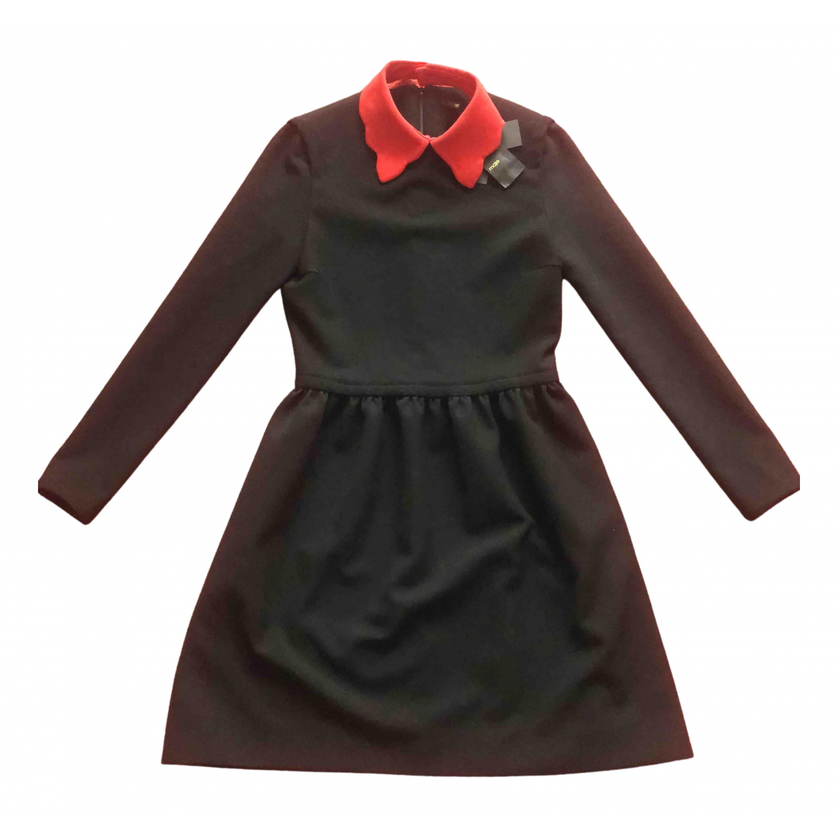 Maje N Black dress for Women 1 0-5