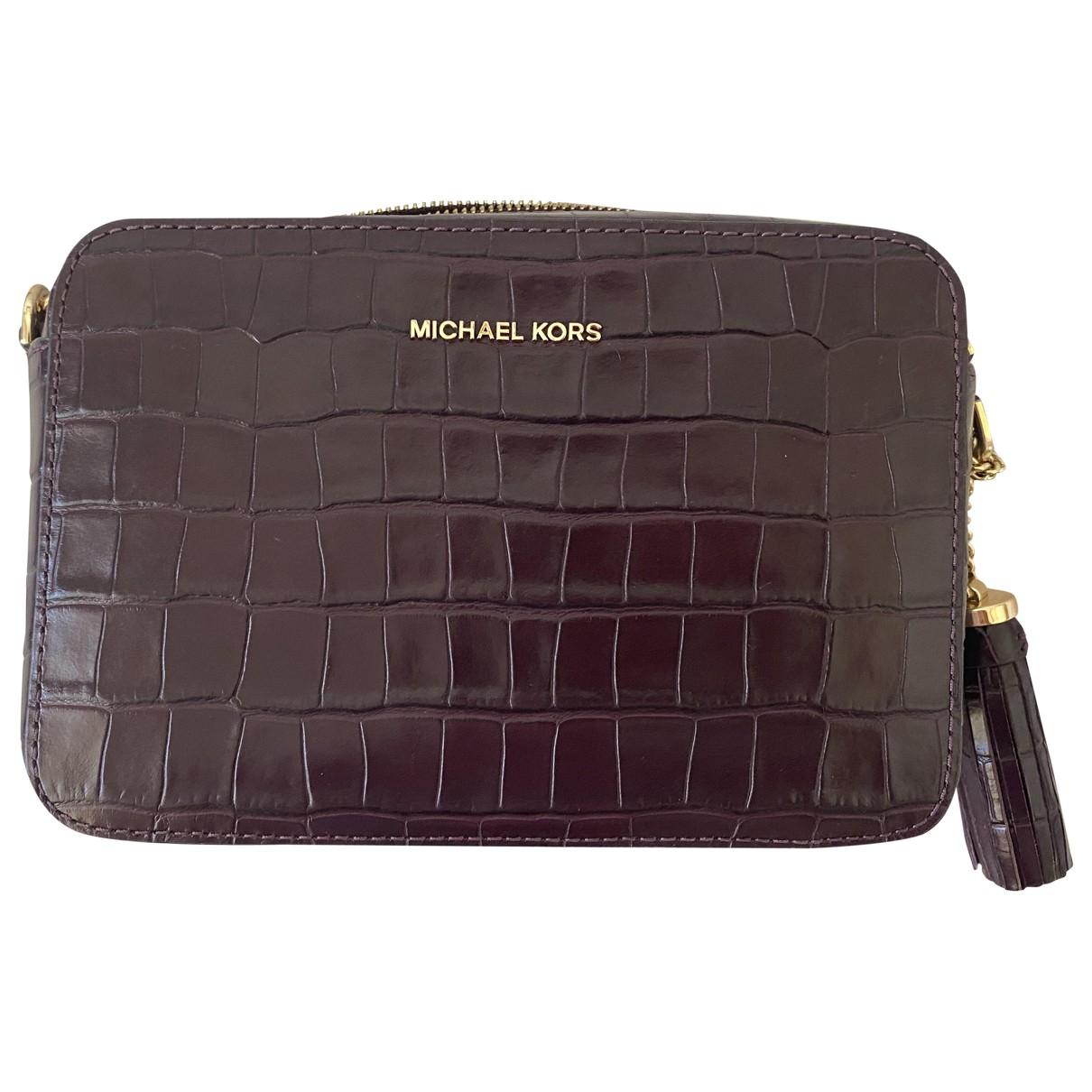 Michael Kors \N Handtasche in Leder