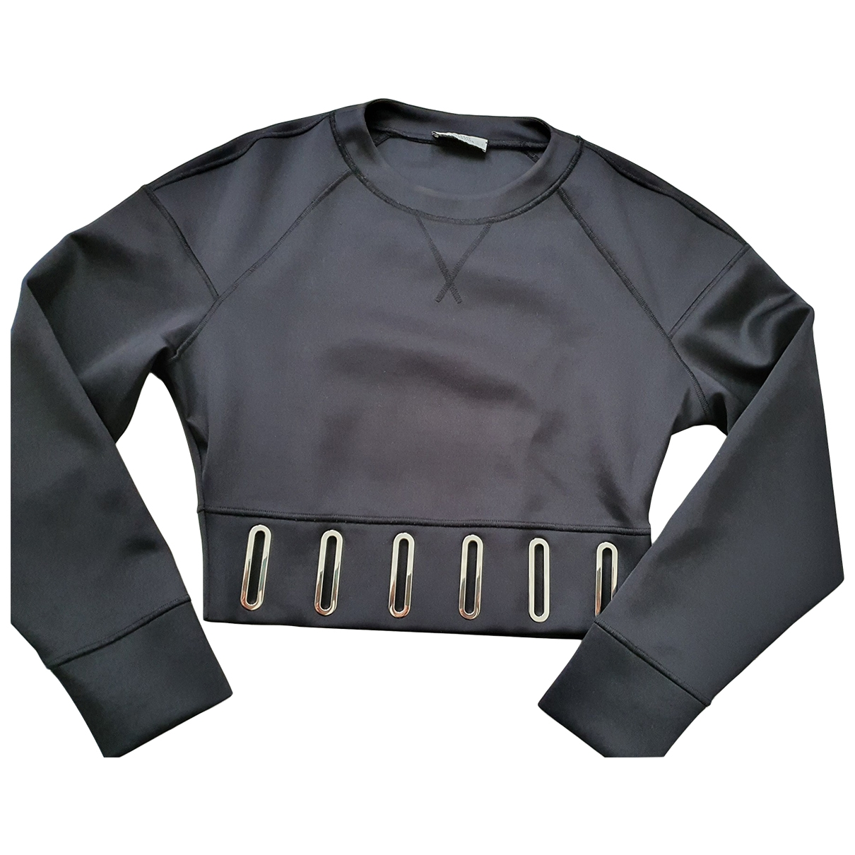 Versace - Pull   pour femme - noir