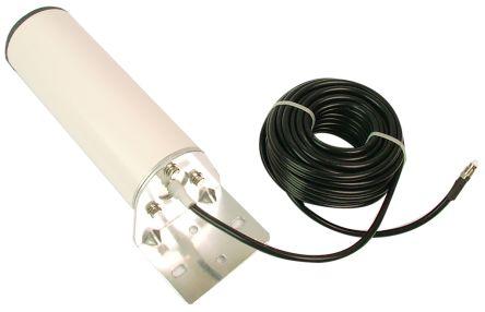 Siretta OSCAR40/5M/LL/SMAM/S/S/33  - 2G (GSM/GPRS), 3G (UTMS), 4G (LTE), ISM Band, WiFi Multi-Band Antenna, SMA