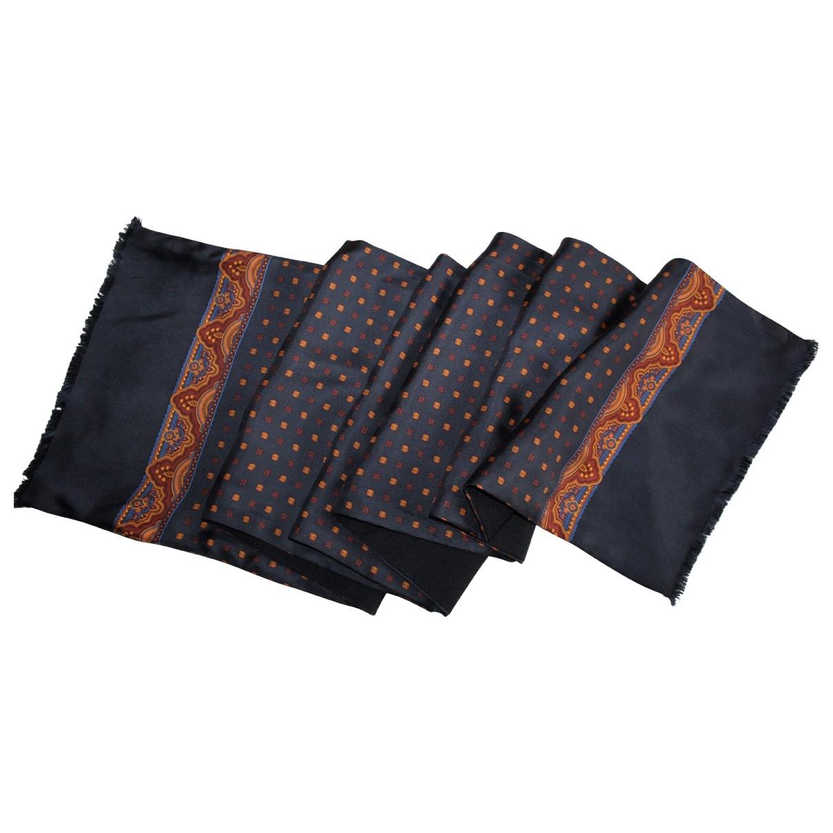 Pañuelo / bufanda de Seda Luciano Barbera