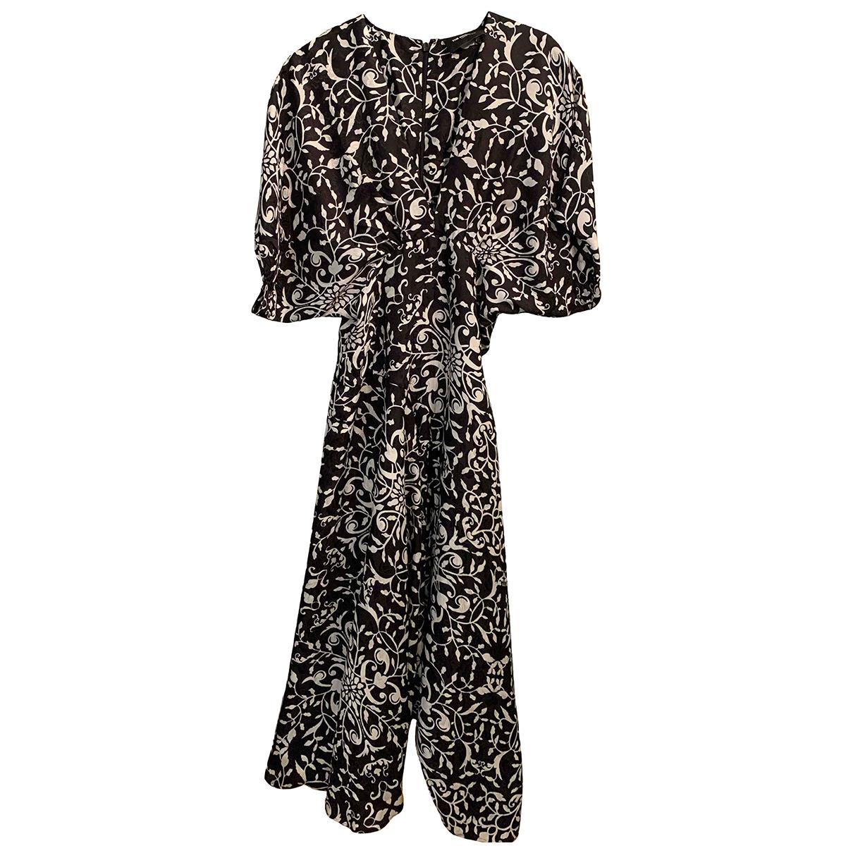 The Kooples Fall Winter 2019 Black dress for Women 0 0-5