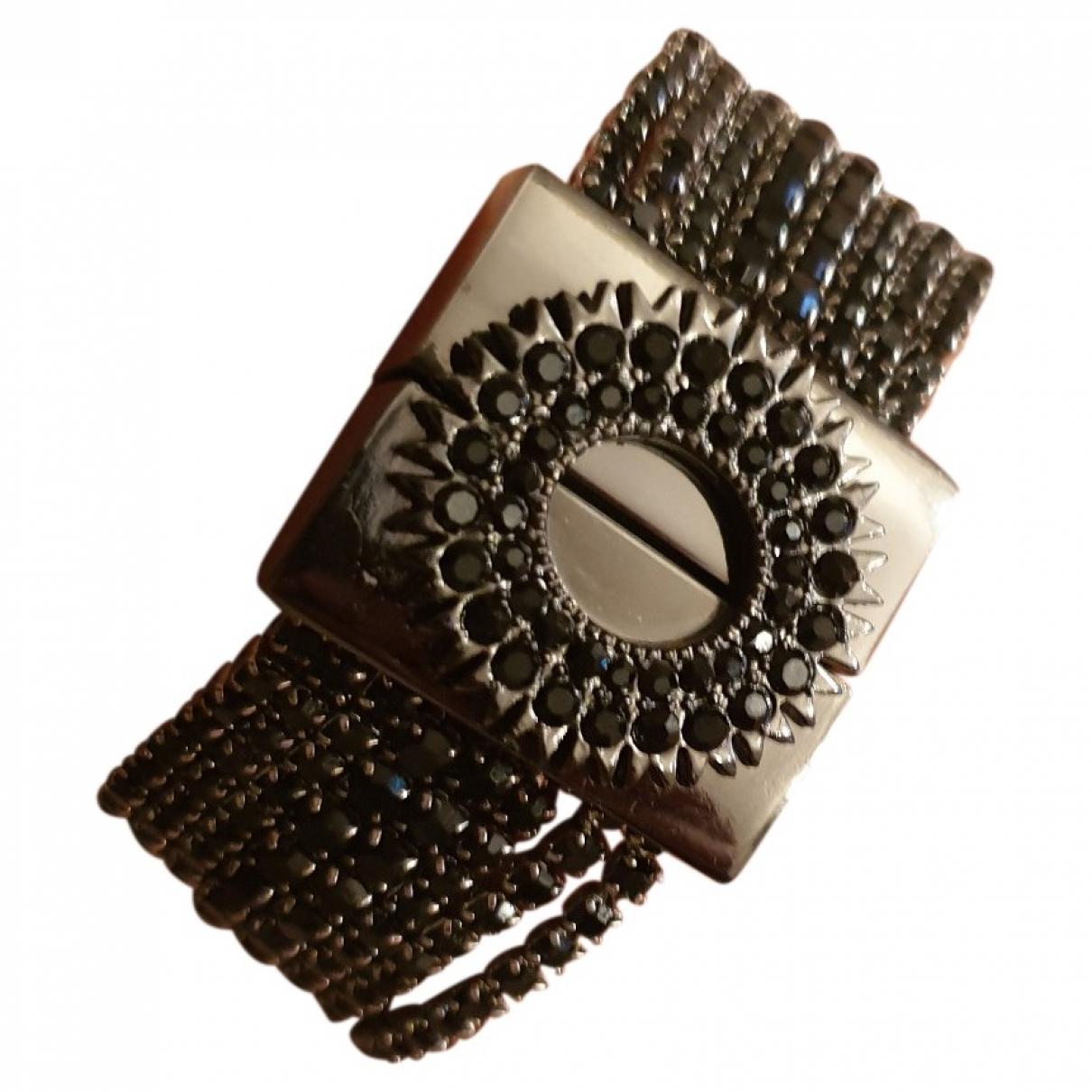 Hipanema \N Black Gold plated bracelet for Women \N